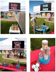 cub scout carnival ideas - Google Search
