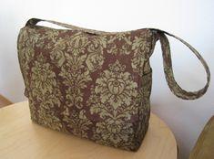 Tutorial: Hip Mama Diaper Bag   A Mingled Yarn