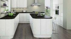 [ Planar White Kitchen Units Amp Cabinets Magnet Kitchens ] - Best Free Home Design Idea & Inspiration Rustic Kitchen Cabinets, Kitchen Units, Kitchen Tiles, Kitchen Flooring, Kitchen Ranges, Kitchen Cupboards, Kitchen Layout, Home Decor Kitchen, New Kitchen