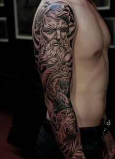 40 Amazing 3D Tattoo designs for Men and Women - Trendy and Popular Check more at http://tattoo-journal.com/40-amazing-photos-of-3d-tattoos/