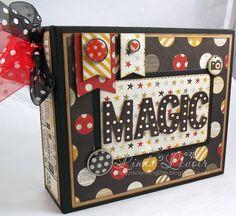 Pocket page mini scrapbook album mini album photo album Mini Albums, Mini Album Scrap, Mini Photo Albums, Ideas Scrapbook, Disney Scrapbook Pages, Mini Scrapbook Albums, Scrapbooking Layouts, Scrapbook Supplies, Disney Diy