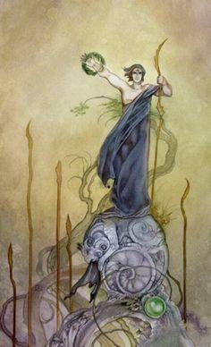 Tarot, Six of Wands (Victory)