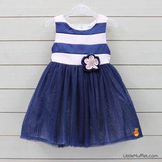Sydney Dress - Toddler & Girls