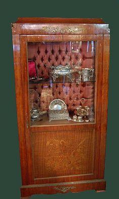 Ruby Lane: cabinet francés de principios de 1800's (Ref. Rl3174)