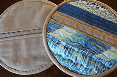 A Quilter's Table: Zakka Along Week 13 :: Patchwork Pot Holders