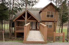 Great Stonebridge Lodge with brand new dual zoned HVAC system. Nestled in the back of the resort this fully furnished, quiet cabin is perfect for your home away from home! With all the amenities that the resort has to offer this is the best place for you and your family.