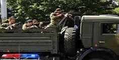 ΤΟ ΚΟΥΤΣΑΒΑΚΙ: Ο ΠΟΥΤΙΝ ΕΧΕΙ ΕΓΚΑΤΑΛΕΙΨΕΙ ΤΟΥΣ ΡΙΖΟΣΠΑΣΤΕΣ ΕΞΕΓΕΡ... Μόνο σε 24 ώρες 34 πολίτες σκοτώθηκαν την Τετάρτη (20/8) στο Ντονέτσκ από τον ανηλεή βομβαρδισμό της πόλης από το πυροβολικό της αμερικανόδουλης κυβέρνησης της Ουκρανίας, η οποία έχει ως βασικό πολιτικο-κοινωνικό στήριγμά της τους νεοναζιστές.  Ο ιμπεριαλισμός της Δύσης επιχειρεί να ενσωματώσει την Ουκρανία στα αντιρωσικά σχέδιά του με τον τρόπο που πάντα γνώριζε: την πιο ακραία θηριωδία και την πιο αδίστακτη προπαγάνδα.
