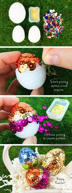 50+ Creative Easter Decorations Ideas to feel the Occasion