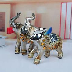 Delta Girl, Elephant Love, Kewpie, Sculpture Art, Bedroom Decor, Paintings, Crafts, Design, Plaster Art