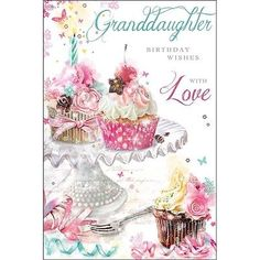 Birthday quotes 15 most beautiful birthday cards sms and quotes granddaughter birthday wishes card beautiful luxury card nice verse m4hsunfo