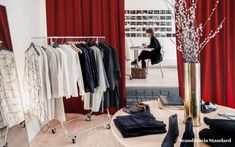 The White Room: Maja Brix & Lærke Andersen's Studio/Store In Copenhagen