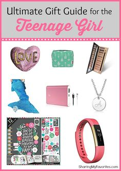 Teenage Girl Gifts Birthday Presents For Teens, Teen Presents, Gifts For Kids, Teenage Girl Christmas List, Teenage Girl Gifts, Cool Beds For Teens, Gifts Under 10, Mother Day Gifts, Thoughtful Gifts