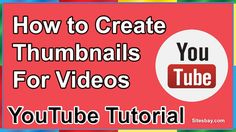 How to Create Thumbnail for YouTube Videos in Hindi