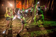 Electric Forest is a different breed of music festival.