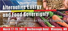 Alternative Energy and Food Sovereignty Conference in Winnipeg | Energy