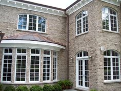 Luxury Home with Architectural Windows and Doors manufactured by Classic Windows Inc in Libertyville, IL Visit us at www.ClassicWindowsInc.com