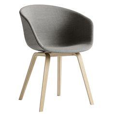 About a Chair 23, 3979:- , ekben/grå i gruppen Möbler / Stolar & Pallar / Stolar hos RUM21.se (132131)