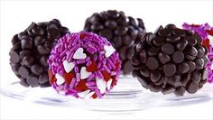 Giada De Laurentiis - Brazilian-Style Truffles