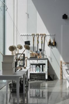 Stunning interior shop fit-out in the Father Rabbit store, Auckland | Styled Canvas