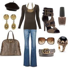 Jeans Done Right - Style Set by Dianne Orwig