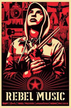 Obey (Shepard Fairey) #obey #shepardfairey