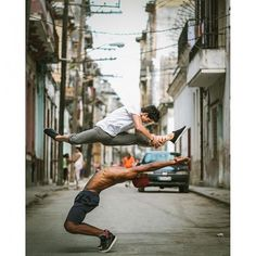 Ballet Dancer on the Streets of Cuba | Interview