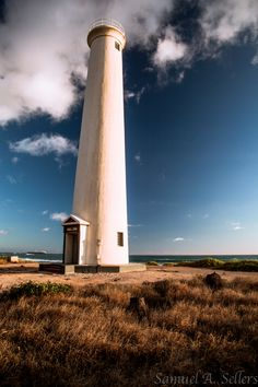 Barbers Point Lighthouse - 1 by Sam Sellers, via 500px