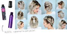 10 x lettikampaus lyhyille hiuksille