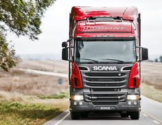 Scania R580 4×2 Highline '2009–13