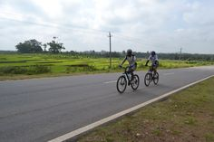 Goa #cycling