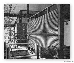 46 Best Midcentury Modern Gates Images On Pinterest Backyard Patio