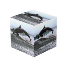 Shop W For Whale Cube created by Babylandia. Photo Cubes, Bookends, Whale, Pictures, Design, Decor, Photos, Whales, Decoration