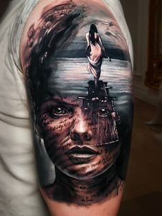 Arlo DiCristina > Unnamed #tattoo #ink #art