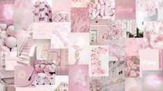 aesthetic pink iphone laptop wallpapers desktop flower pastel pretty