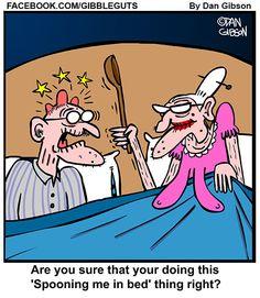 spooning old people cartoon New Funny Jokes, Funny Disney Memes, Funny Cartoons, Funny Signs, Funny Memes, Hilarious Stuff, Videos Funny, Old People Cartoon, Old People Jokes