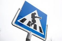 Guerrilla Monty Python 'Ministry of Silly Walks' Sign Encourages Silly Walking in Norwegian Village