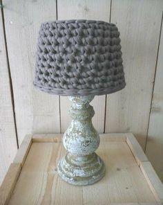 16 Beste Afbeeldingen Van Lampenkap Breien Lamp Shades Lampshades