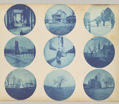 [Amateur Snapshot Album], 1890–92  Unknown Artist, American School  286 cyanotypes and gelatin silver prints
