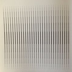Line study by Wolfgang Weingart