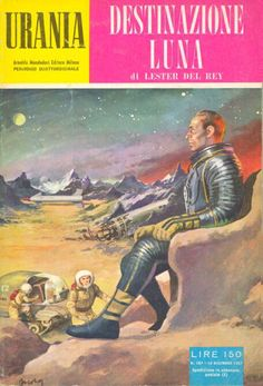 Adventures in Science Fiction Cover Art: Crashed Spaceships