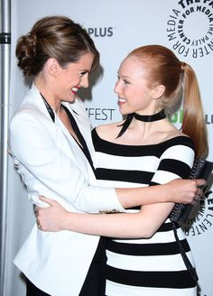 Stana Katic, Molly Quinn