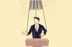 O artista italiano Marco Melgrati criou uma série de ilustrações que envolvem o nosso dia a dia com uma pitada de humor.
