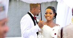 Tunde Pratt has taken Wunmi Olukoya as his one and only; to love, cherish and hold dear, till their very last days... and the celebration of that promise was all shades of amazing!