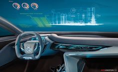 Auto Shanghai 2013: Buick Riviera Concept Makes Global Debut