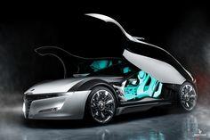 Bertone concept Alfa Romeo 'Pandion'