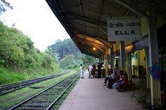 Train station, Ella, Sri Lanka (www.secretlanka.com)