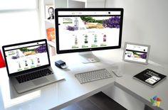 Nueva Tienda Online para La Cosmética Online,   #HTML5 #CSS3 #Responsive #Yoquierovender #Somosloquehacemos