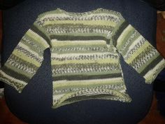 Another Knitted Kid's Sweater