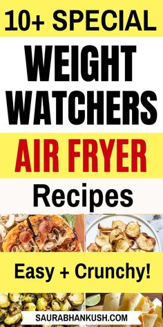 Weight Watchers Air Fryer Recipes with Points? Who want 10 Healthy Weight watchers Air Fryer Freestyle recipes list which has Weight watchers Meals, Weight watchers Chicken, Weight watchers Desserts & Weight watchers Fries. Weight Watchers Desserts, Air Fryer Recipes Weight Watchers, Air Fryer Recipes Low Carb, Air Fryer Recipes Breakfast, Air Fry Recipes, Weight Watcher Dinners, Air Fryer Dinner Recipes, Weight Watchers Chicken, Ww Recipes
