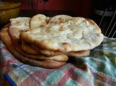 Madhur Jaffreys Naan Bread Recipe - Food.com